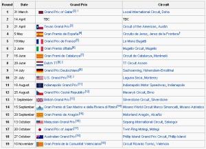 Jadwal pertandingan MotoGP 2013 Trans7 - www.teknologiz.com