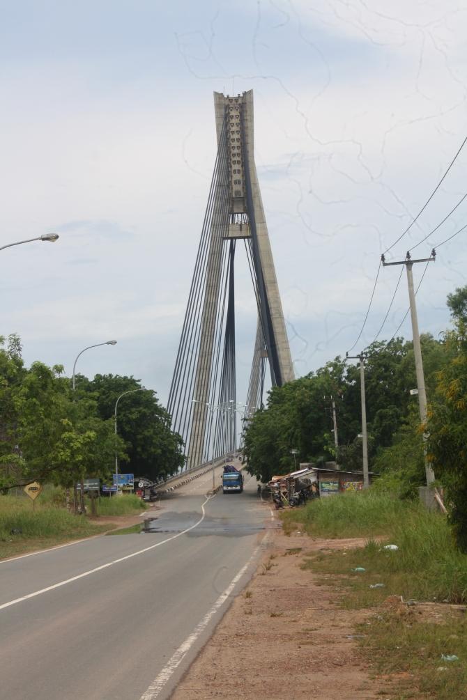 Jembatan Barelang ....