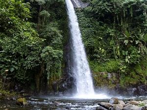 Ginger Waterfall | Coba Jahe